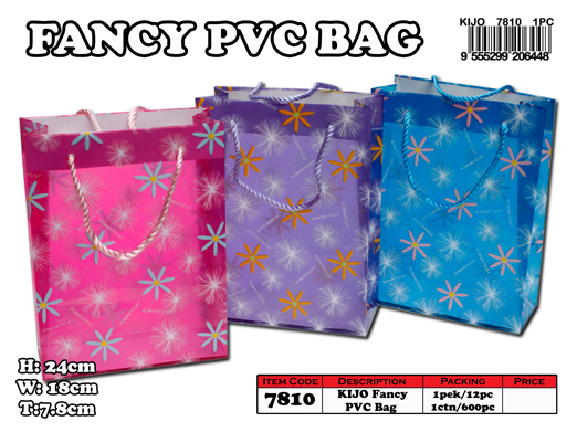 7810 KIJO Fancy PVC Bag